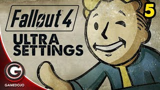 FALLOUT 4 GAMEPLAY SURVIVAL 🔴ULTRA GRAPHIC SETTINGS ON PC WALKTHROUGH | 5