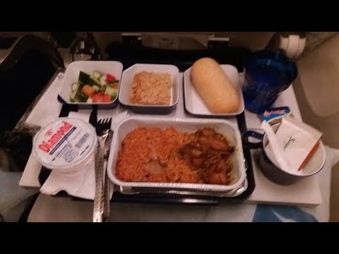 Kuwait Airways KU418(Economy Class)Manila to Kuwait(Part 1/2)