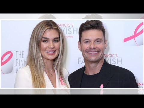 Ryan Seacrest And Girlfriend Shayna Taylor Have Split After Five Years Of On-And-Off Dating, Per ...