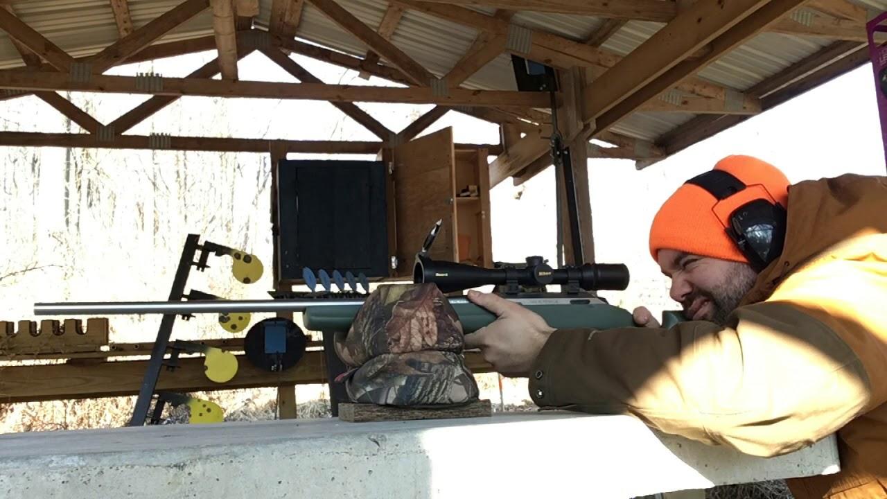 Hornady Custom Lites vs Remington Core-Lokt Accuracy Test by Michael  Chovanes