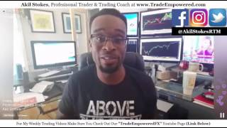 Forex: Live Q&A Session w/ FOREX TRADER Akil Stokes