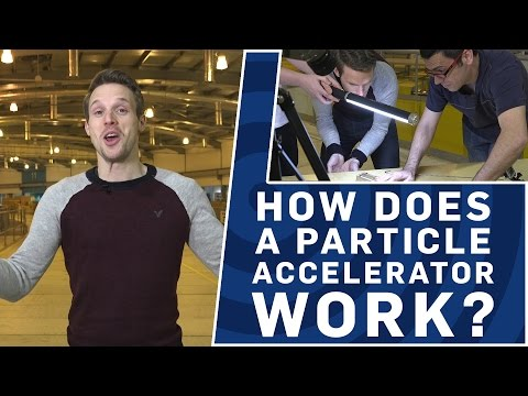 How Does A Particle Accelerator Work? | Brit Lab