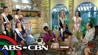 UKG: Cookie Challenge with Miss Intercontinental Candidates