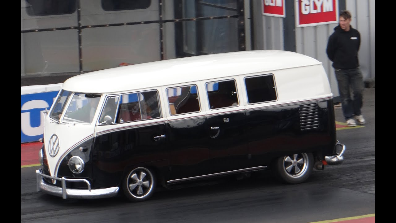 2014 VW Action  New fastest Bus in the UK  1264  113mph  YouTube