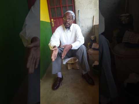 Interview with Rasta Priest of the Bobo Shanti part 1 (Shashemane, Ethiopia) Dec 2016