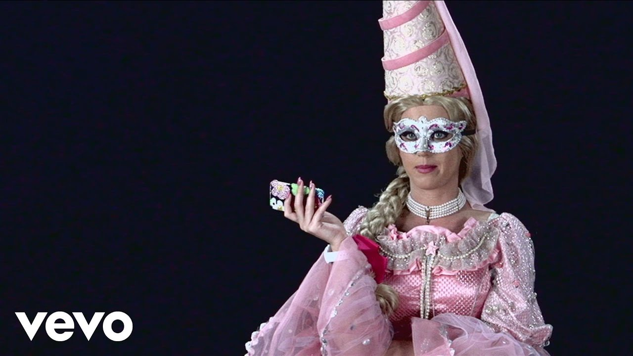 "Katy Perry - Princess Mandee: The Unseen Footage From Katy Perry's ""Birthday"" Music Video"