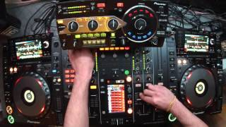 HOT HOUSE MIX DJ GRAMMA PIONEER CDJ 2000 NEXUS RMX 1000 DJM 2000 NEXUS