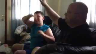 Fans Reaction after Own Goal by Brasilian Player Marcelo - FIFA 2014