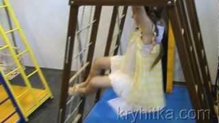 видео Деревянные спорткомплексы