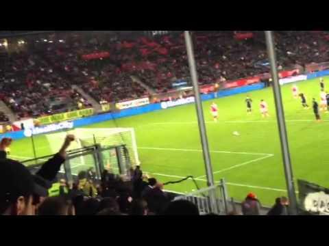 FC Utrecht-PSV. 0-4 Penalty Memphis Depay
