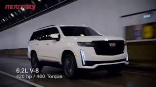 The Luxury Cadillac Escalade 2021