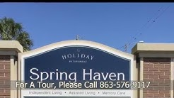 Spring Haven Retirement | Winter Haven FL | Winter Haven | Assisted Living Memory Care