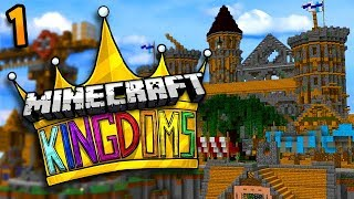 Minecraft: Kingdoms Ep. 1