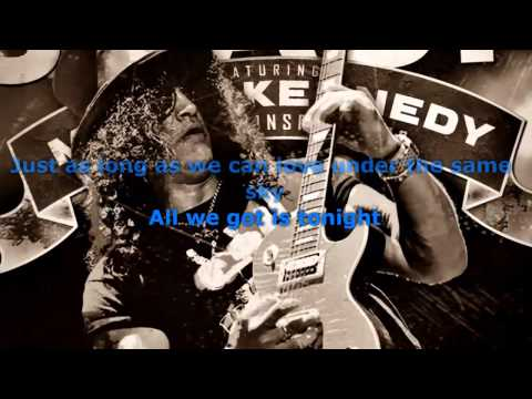 Slash ft. Myles kennedy – Apocalyptic love – Letra/Lyrics – HQ/HD