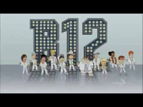 American Dad! Boyz 12 Music Video