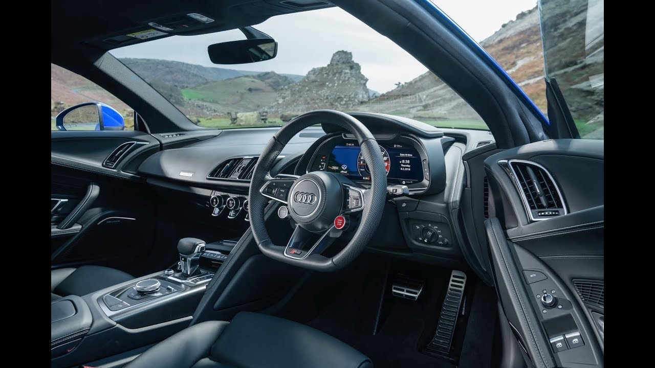 New Audi R8 V10 RWS Concept 2018 - 2019 Review, Photos ...