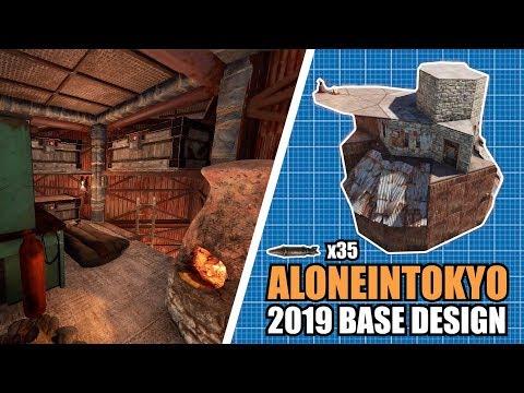 HOW I BUILD MY SOLO BASE   The 'aloneintokyo' Base Design