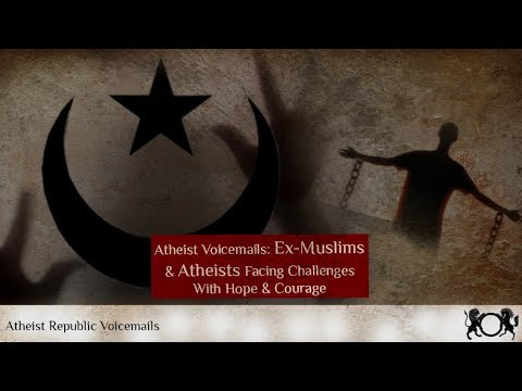 EP7: Ex-Muslims and Atheists Facing Challenges with Hope and Courage