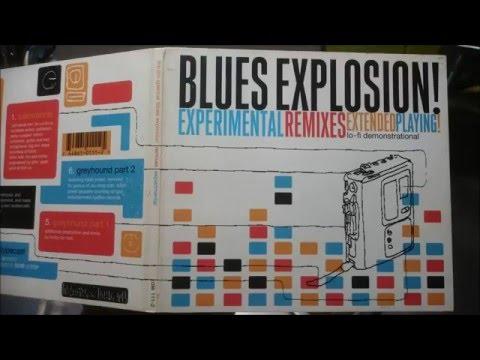 JON SPENCER BLUES EXPLOSION - Greyhound (Remix, Pt. 1 & 2)