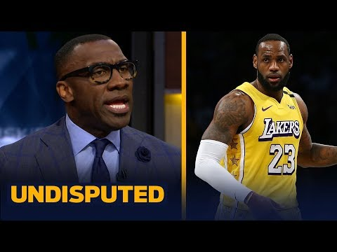Lakers need to add another 'playmaker' for when LeBron is on the bench — Shannon | NBA | UNDISPUTED