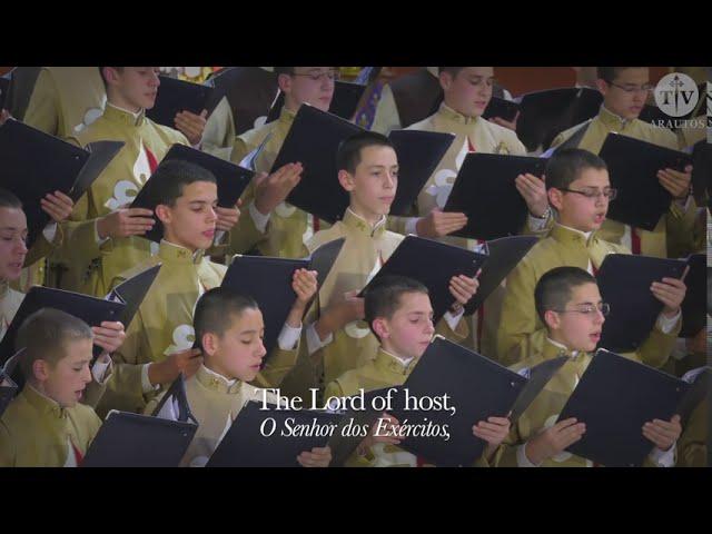 Lift up your heads [Messiah Oratorio] - Perennial Praise