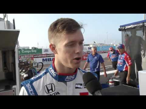 Race Day Streaming From St. Petersburg Florida