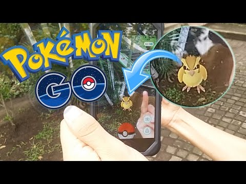 Thumbnail: CAPTURANDO POKEMONS EN LA VIDA REAL !! - Pokemon GO | Fernanfloo