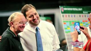 The Ticket Fantasy Football Camp with John Clayton - August 14th, 2015