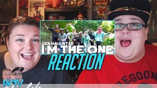 GEN HALILINTAR - I'M THE ONE COVER REACTION!! 🔥