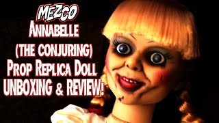 Mezco Annabelle (The Conjuring) Prop Replica Doll UNBOXING & REVIEW!