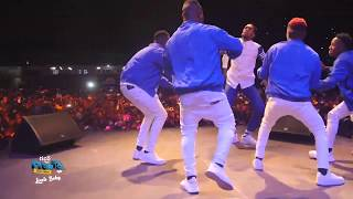 Goodluck Gozbert Ashusha Upako Tigo Fiesta Mwanza / Aandika Historia