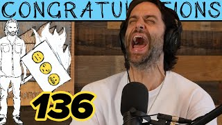 BLAST! (136) | Congratulations Podcast with Chris D'Elia