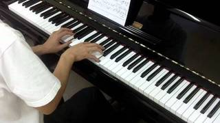 ABRSM Piano 2001-2002 Grade 3 B:4 B4 Karganov Arabesque in B Minor Op.6 No.2