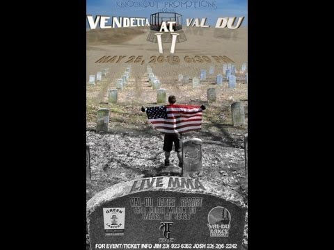 West Michigan MMA- Vandetta At Val Du II by Knockout Promotions