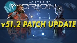 MASTER OF ORION   PATCH UPDATE v51.2