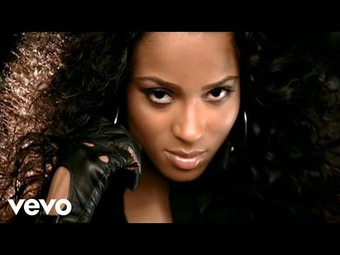 Ciara - Get Up ft. Chamillionaire