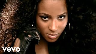 Смотреть клип Ciara - Get Up Ft. Chamillionaire