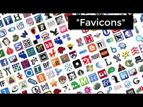 Adding a Favicon Using HTML