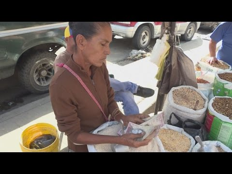 Economic crisis: Venezuela's currency chaos