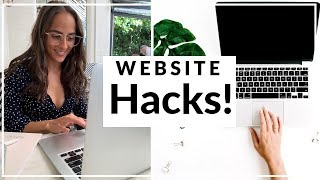 How to create and design your own website and blog   My new website!