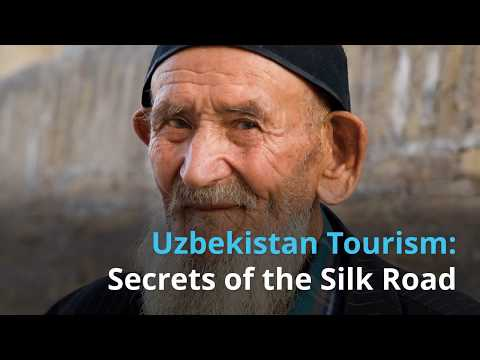2-Minute Mix: Uzbekistan Tourism - Solo Travel Along the Silk Road