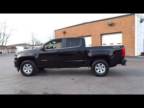 2016 chevrolet colorado christiansburg va blacksburg va for Ramey motors princeton wv