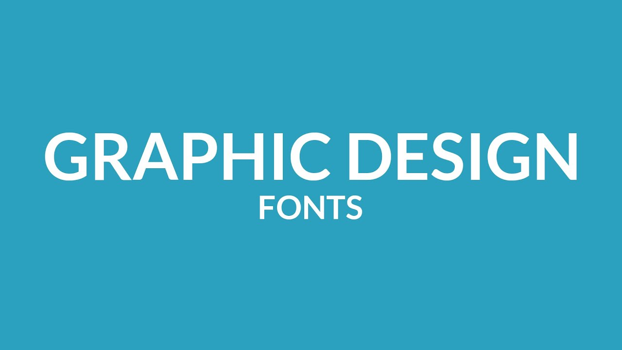 good fonts for logos