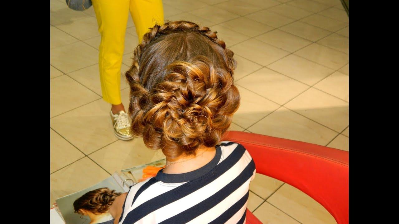 Коса красивая пошагово фото