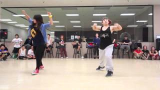 David Lee & Gina Hong: Trey Songz - Bomb