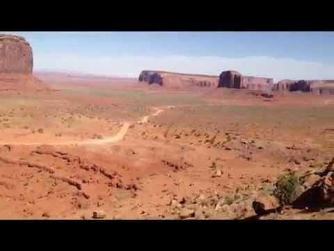 Monument Valley, Utah - intro af Henrik Lange, Highways-USA.com