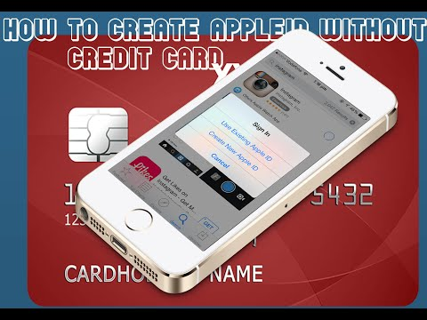 how to make itunes without credit card 2016