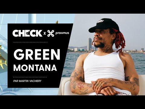 Youtube: Avec Green Montana à Barcelone