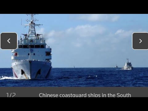 Philippines Tension With China Over The South China Sea Continue To Grow By Eric Pangilinan
