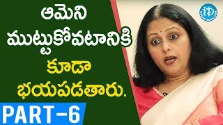 Actress Jayasudha Exclusive Interview - Part #6 || Koffee With Yamuna Kishore
